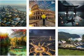 I will give you 12 hour shoutout on my 27,000 instagram travel page