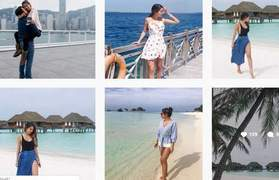 I will give you instagram shoutout on 350k travel page promotion