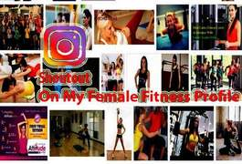 I will give you instagram shoutout on my female 259k fitness pages