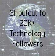 I will give you instagram shoutout to over 20k technology followers