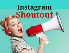 I will give you shoutout on 100k instagram page