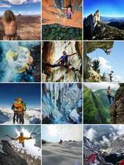 I will give you shoutout on 25k rock climbing instagram page