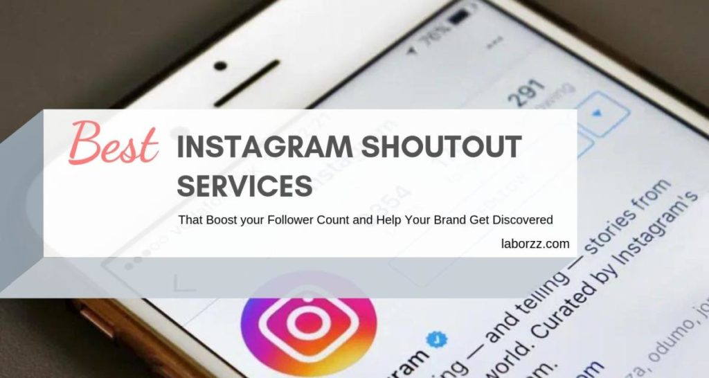 instagram shoutout services