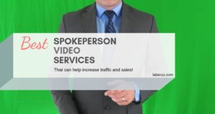 video spokesperson services