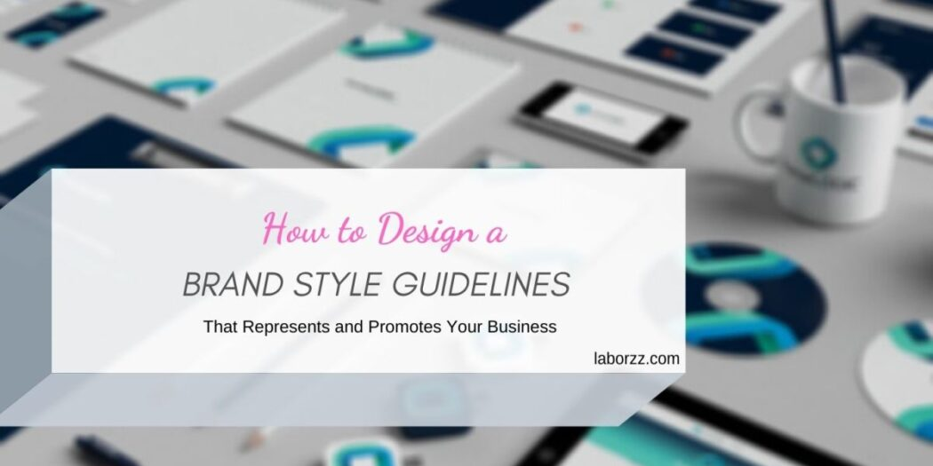 brand style guidelines