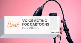 animation voice overs