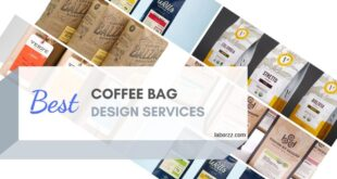 coffee bag design