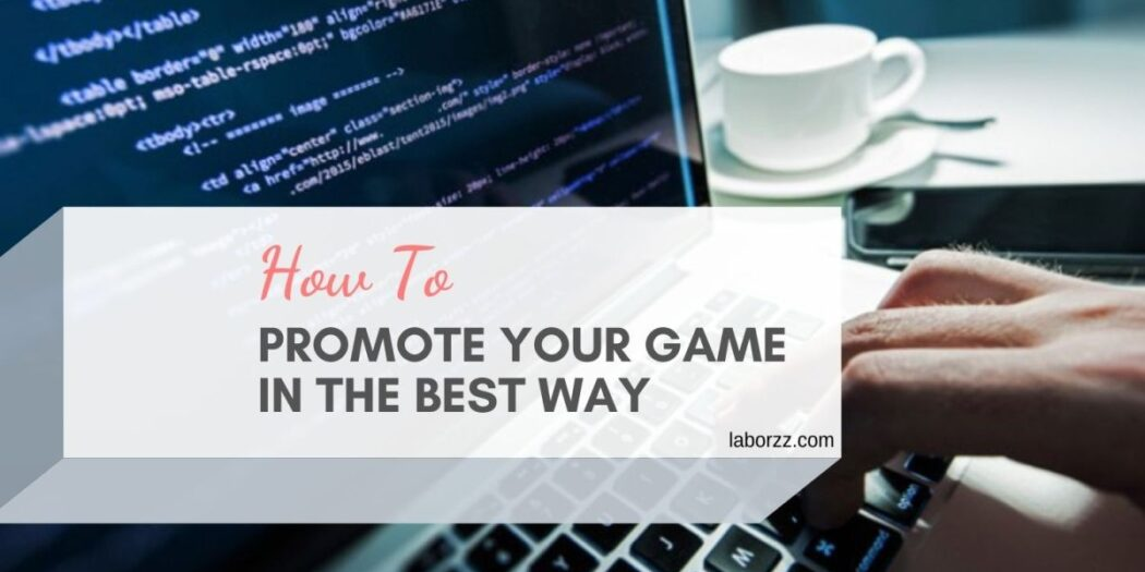 game promotion