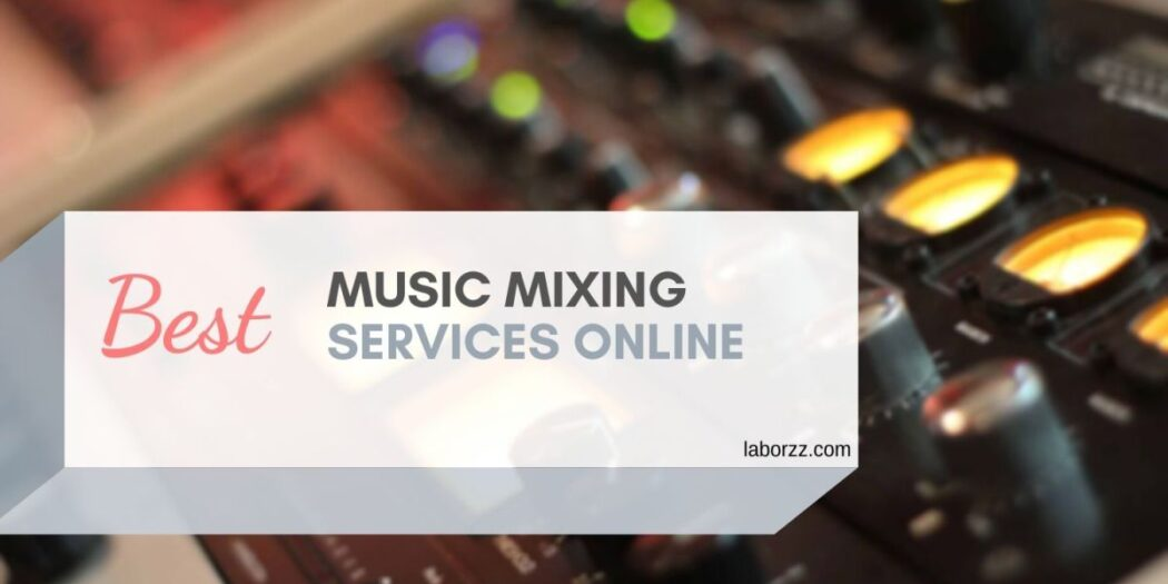 music mixing online